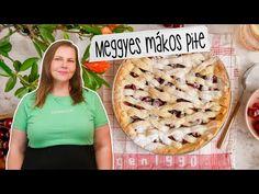 Meggyes mákos pite recept - YouTube Camembert Cheese, Dairy, Pie, Bread, Food, Youtube, Torte, Tart, Fruit Cakes
