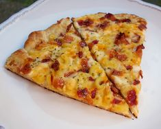 Macaroni and Cheese Pizza | Plain Chicken