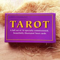 Special Commissioned Waite Tarot Decks - 78 cards/boxed