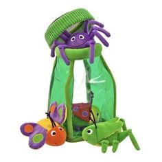 Melissa and Doug® Bug Jug Fill and Spill