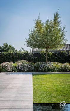 Simple Yet Elegant Modern Landscaping Design Tips – My Best Rock Landscaping Ideas Modern Landscape Design, Landscape Architecture Design, Modern Garden Design, Garden Landscape Design, Landscape Plans, Courtyard Landscaping, Modern Landscaping, Outdoor Landscaping, Front Yard Landscaping