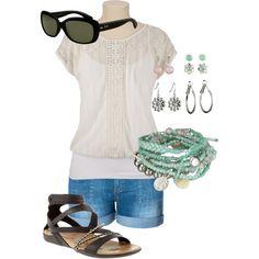 Summer Fun 8 by amanda-cerise on Polyvore