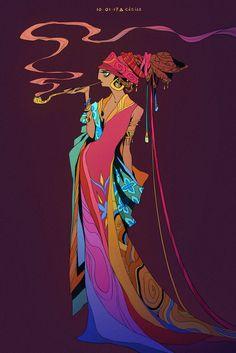 Character Designer & Freelance Artist cecile.degantes@gmail.com