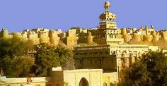 Jaisalmer Fort is a monument worth visiting and worth retaining in your conscious mind. Like various other cities of Rajasthan, in Jaisalmer too you will find different facets of its own glorious heritage.