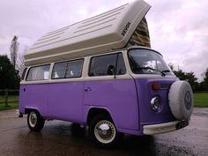 Volkswagen Type 2 Camper van Devon Moonraker RHD Beautiful original condition in Cars, Motorcycles & Vehicles, Campers, Caravans & Motorhomes, Campervans & Motorhomes | eBay