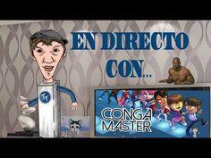 Directo con Conga Master