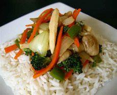Légumes à la chinoise #recettesduqc #accompagnement #legume