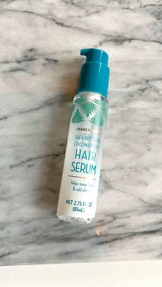 Trader Joe's Beauty Haul: Part II — Gathered Living Coconut Oil Hair Mask, Natural Facial, Hair Serum, Facial Cleansing, Trader Joe's, Tea Tree Oil, Skin So Soft, Facial Masks, Shea Butter