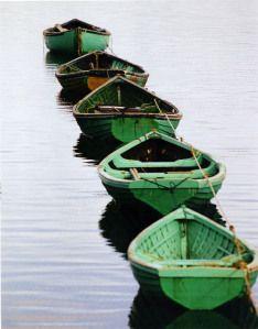 Dories in Nova Scotia