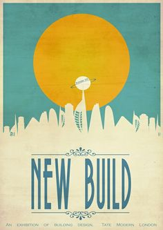 Art Deco Poster Copy © Katy Thorn