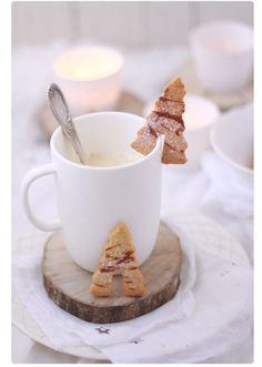 Very nice idea for Christmas, cute!