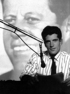 John Kennedy Jr. -
