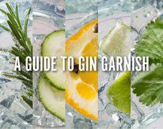 A Guide to Gin Garnish - News - Gin Festival