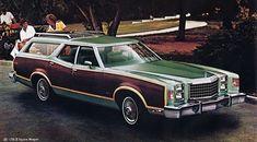 Ford LTD station wagon. Yep we had it. Ford Ltd, Station Wagon, Automobile, Pt Cruiser, Retro Cars, Vintage Cars, Antique Cars, Us Cars, My Childhood Memories