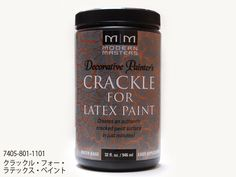 Crackle For Latex Paint 946mlクラックル・フォー・ラテックス・ペイント 946ml【楽天市場】