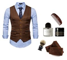 """""""Grooming men"""" by federica-camilla-guerrera on Polyvore featuring The Lost Explorer, Byredo, The Art of Shaving, Uppercut, men's fashion and menswear"""