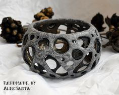 Gray hole bracelet Polymer clay bracelet Polymer clay jewelry Bangle bracelet Cuff bracelet Gray holey bangle Gray cuff Jewelry for women by HandmadeByAleksanta on Etsy https://www.etsy.com/uk/listing/288395281/gray-hole-bracelet-polymer-clay-bracelet