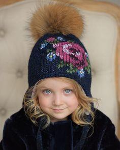 Зимние шапочки для детей   Купить теплые детские шапки 2018 Dan&Dani и Tricotier оптом