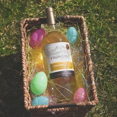 Happy #Easter from Frontera! Celebrate with family and a bottle of the most popular Chilean #wine.