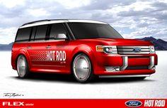 Hot Rod Magazine Design Work by Tavis Highlander Ford Flex, Water Powers, Car Drawings, Car Wrap, Magazine Design, Solar Power, Hot Rods, Mustang, Cars