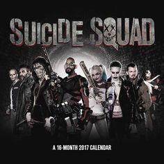 Esquadrão Suicida - Liberada nova imagem oficial do filme! - Legião dos Heróis