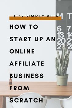 Are you looking to build an online affiliate business but don't know what or how? One of those online businesses this post will discuss is the affiliate marketing online business.