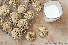 Chocolate Chip Banana Cookies - Taste and Tell
