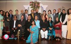 DALLAS: Alnoor International hosted an Indo Pak Kavi Mushaira summailan to honor the famous Indo Pak poet Munawwar Raana in a local banquet hall in Irving Texas. A prominent community leader and he...