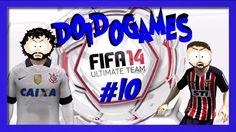 Doidogames #10 - Só o Team que é Ultimate mesmo - FIFA14 (60fps)