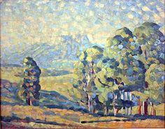 Gum Trees Pietermaritzburg area, 1944. Visit South Africa, Trees, Painting, Art, Art Background, Tree Structure, Painting Art, Kunst, Paintings