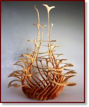 Artist Alain Mailland | Turned & Sculpted Wood 2013 | MaillandAAM3118C1of1
