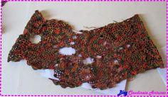 Blusa de Croche Selena Gomez - Gráfico e Tutorial em Vídeo Selena Gomez, Crochet Tutorials, Crochet Dresses, Tunic, Summer, Pattern, Fashion, Tutorial Crochet, Crochet Blouse