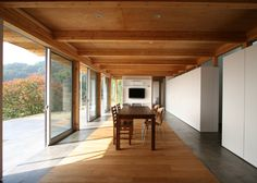 B House in Shimasaki by  Anderson Anderson ArchitectureinShare7   30 November 2012 | Leave a comment   More: ArchitectureResidentialSlideshows