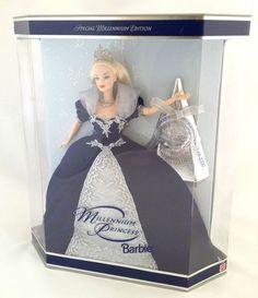 Mattel Barbie Millennium Princess Barbie Doll