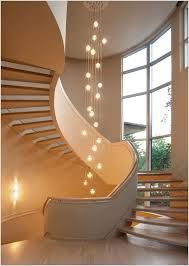 Basement Stairway Lighting Ideas Large Wall Decor Ideas For Living Room: Interior Design Paint Ideas Basement Stairway Lighting Ideas Ceiling Fan Chandelier Kit Stairway Lighting, Entryway Lighting, Lobby Design, Lustre Grande, Open Concept House Plans, Blitz Design, Modern Entryway, Entryway Ideas, Entryway Decor