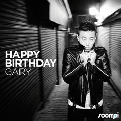 Happy Birthday to #RunningMan and #Leessang member Gary! - February 24, 1978