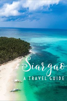 A comprehensive travel guide to Siargao Island, Philippines - covering everything from surfing Cloud 9 to the best things to do in Siargao for non-surfers. Philippines Travel Guide, Visit Philippines, Siargao Philippines, Coron, Palawan, Cebu, Cool Places To Visit, Places To Travel, Travel Destinations