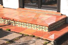 Best Terra Cotta Floor Tile Images On Pinterest Tile Flooring - Clay coping tiles prices