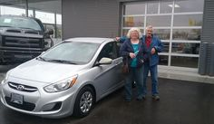 Congratulations and Best Wishes Danny on the purchase of your 2015 HYUNDAI ACCENT!  We sincerely appreciate your business, Kunes Country Ford Lincoln of Delavan and DEANNA KLOSTERMAN.