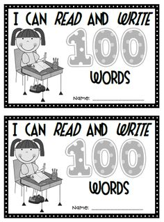 100 day of school activity book