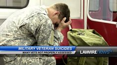 Military Veteran Suicides | Law Wire News | July 2015
