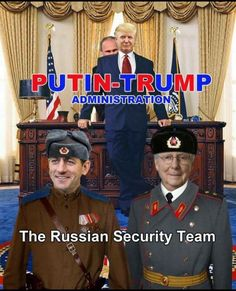 The Russian Security Team
