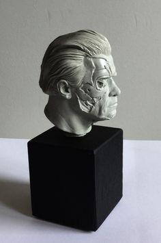 Terminator Genesys/Super Sculpey/45mm/2015
