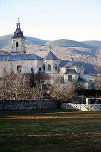 Monasterio de El Parral, Segovia - Monasterio - Wikipedia, la enciclopedia libre