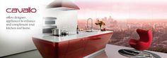 Kitchen Appliances Sydney | Cavallo Kitchen Appliances Sydney | Induction cooktops | Steam Ovens