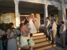 Notes in the Key of Life: A Lovely Spring Wedding in Texas