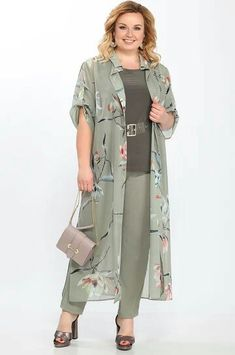 Women's Plus Size Outfits has never been so Perfect! Since the beginning of the year many girls were looking for our Top guide and it is finally got released. Now It Is Time To Take Action! Stylish Dresses, Stylish Outfits, Fashion Dresses, Plus Size Womens Clothing, Plus Size Fashion, Clothes For Women, Curvy Outfits, Plus Size Outfits, Looks Plus Size