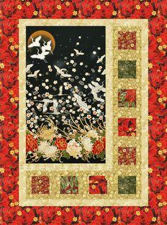 Sidelights Designer Pattern: Robert Kaufman Fabric Company