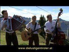 """""""Die Lustigen Tiroler"""" Zuginwalzer - YouTube"""