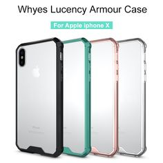 Xs Ultra Thin Bumper Shockproof Protective Carbon Fibre Case Cover Cases, Covers & Skins Enthusiastic Iphone X